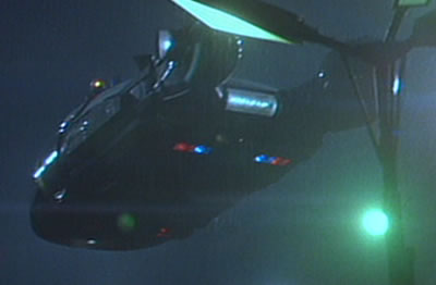 flying car by ridley scott from blade runner. Black Bedroom Furniture Sets. Home Design Ideas